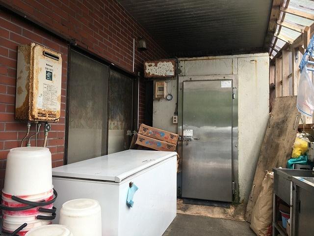 アサギク冷凍庫