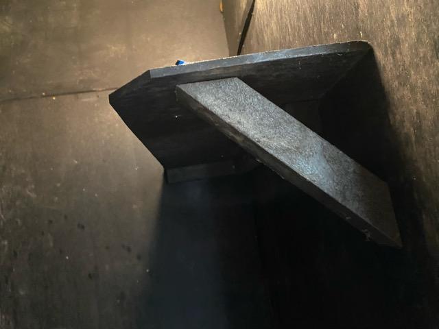 ガンダーラ真鶴シャワー室棚