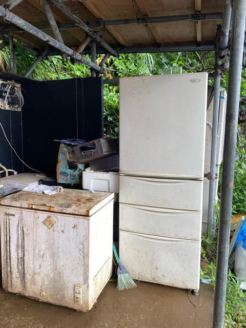ガンダーラ真鶴冷蔵庫
