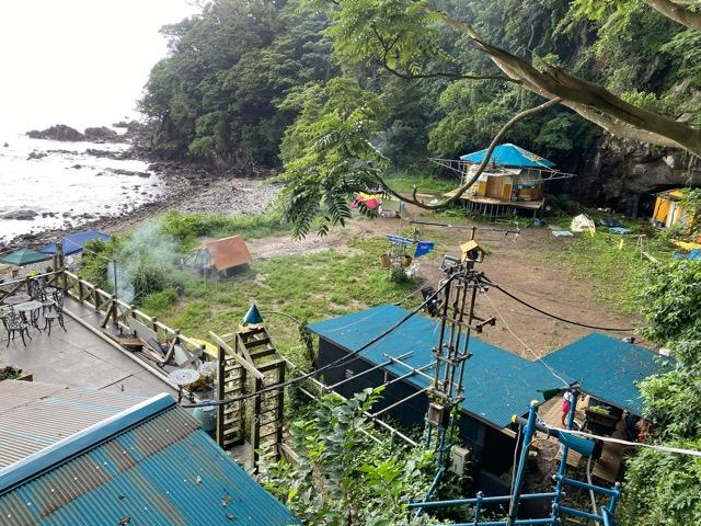 ガンダーラ真鶴フィールドサイト写真