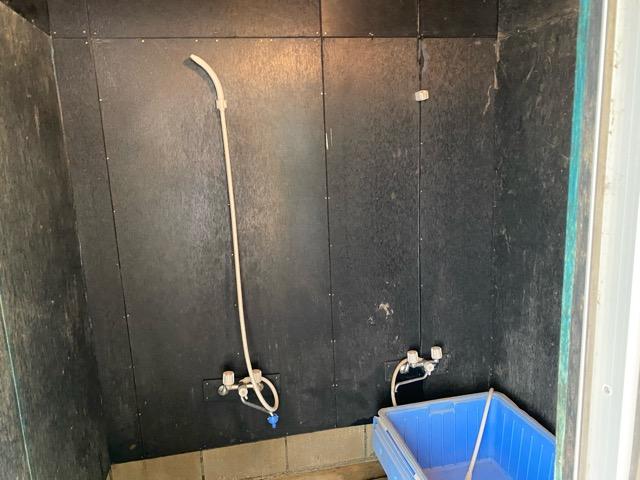 ガンダーラ真鶴シャワー室