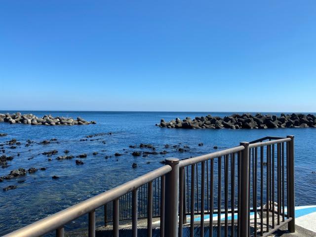 大島日の出浜