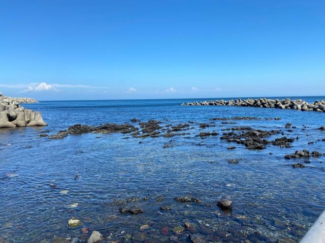 大島日出浜